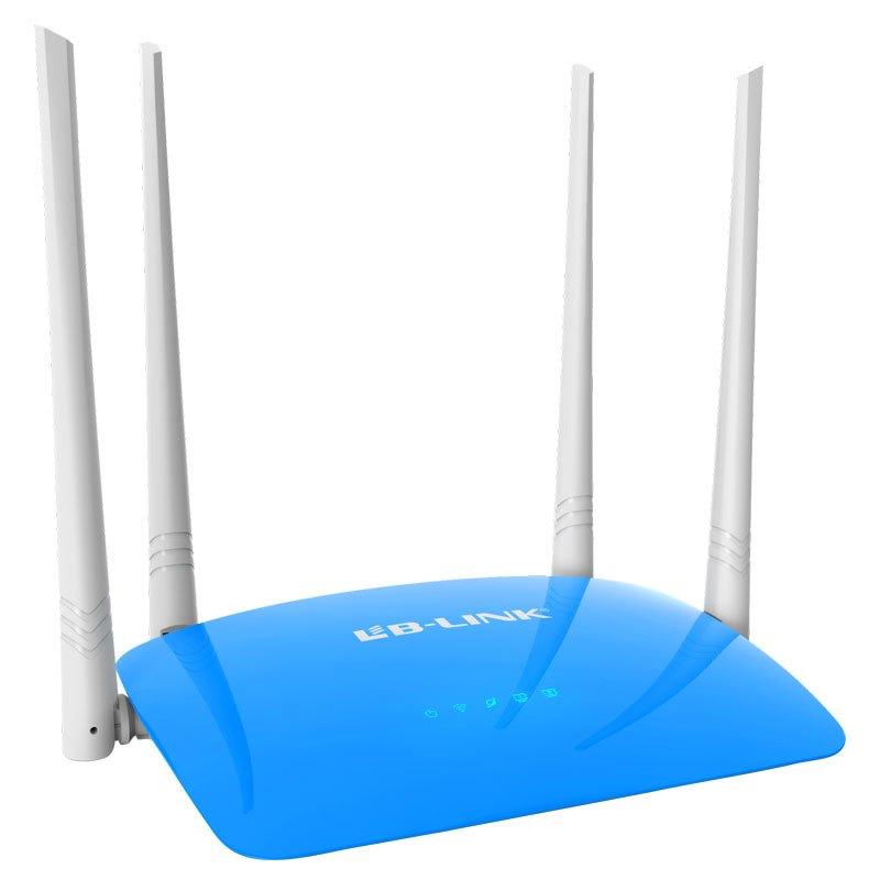 LB-LINK 必联 BL-WR4000智能路由器无线家用穿墙高速WiFi移动电信