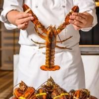 吃貨福利 : 新鮮波士頓龍蝦+現剝生蠔!上海新天地安達仕自助餐