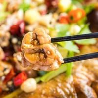 吃貨福利 : 川菜店來襲!蛙嫩魚鮮,吃出幸福感!上海梧桐一巷中餐廳3人套餐