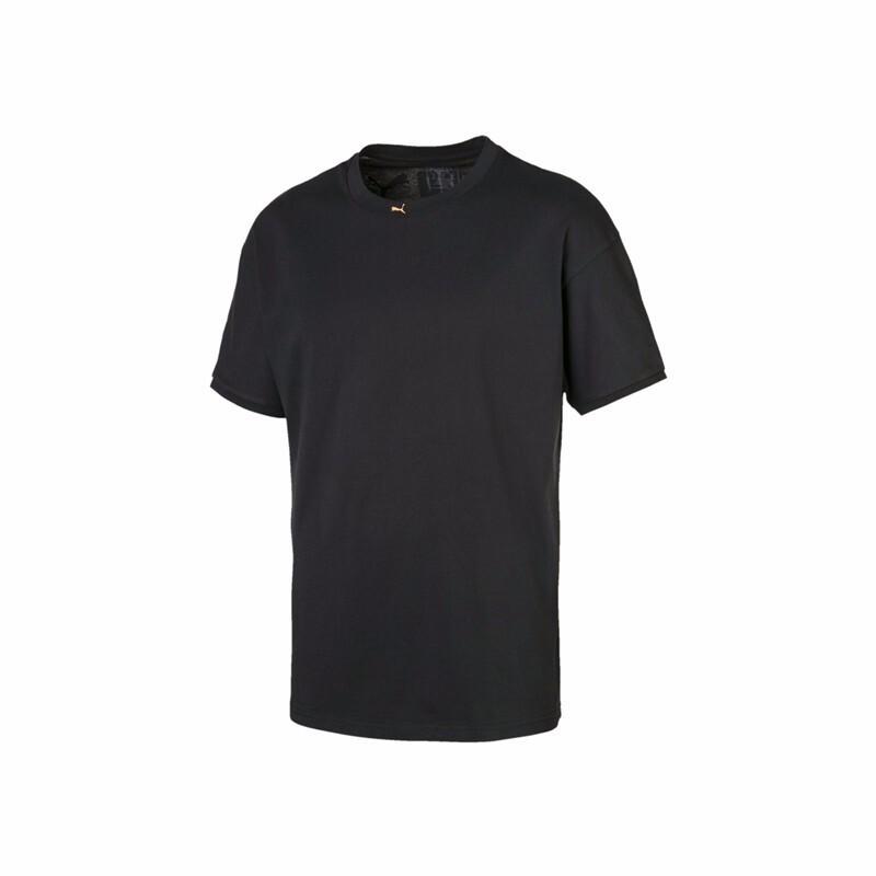 PUMA 彪马 Monogram SS Tee 579708 男女同款短袖T恤
