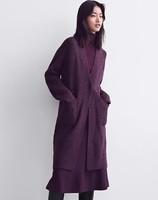 UNIQLO 優衣庫 420514 女士混紡大衣