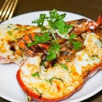 吃貨福利 : 波龍生蠔鵝肝暢吃,澳洲肉眼牛排上!上海浦東香格里拉大酒店自助餐
