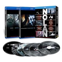 克里斯托弗·諾蘭作品合集(藍光碟  6BD50)