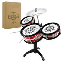 移動專享 : 博仕德 兒童架子鼓玩具
