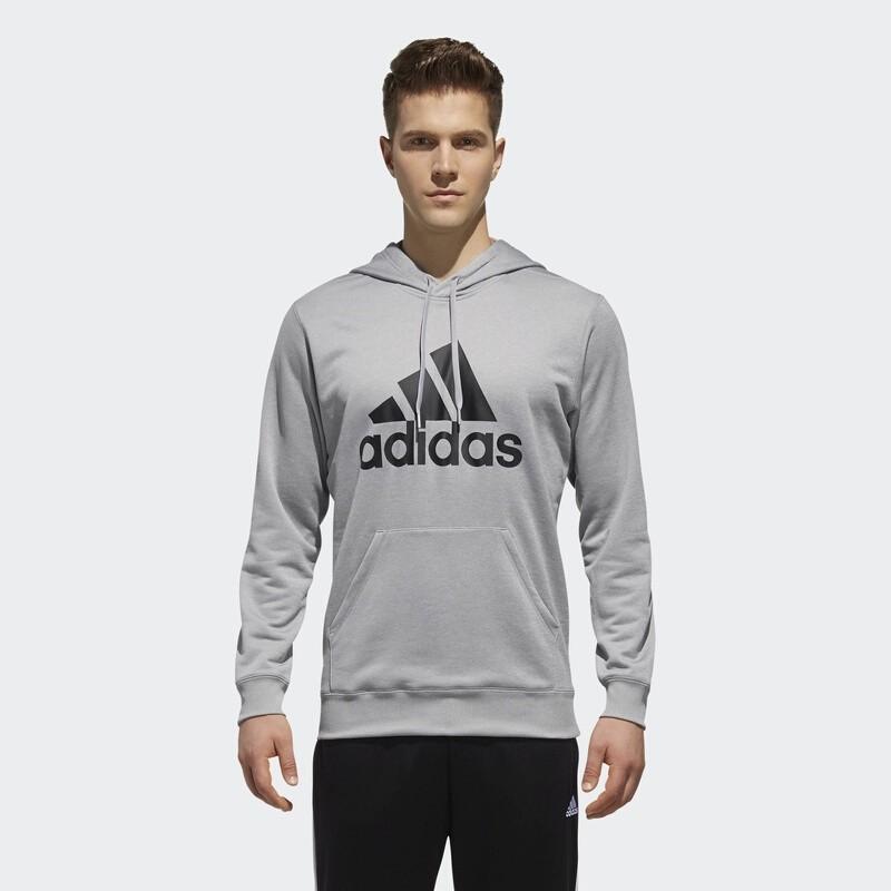 adidas 阿迪达斯 DN1417 男款连帽套头衫