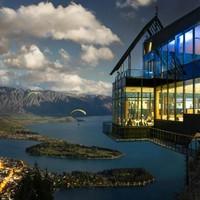 值友專享 : 天際纜車俯瞰,斜坡滑車體驗刺激!新西蘭皇后鎮星空賞景+觀星 可選自助晚餐、2/3/5趟斜坡滑行
