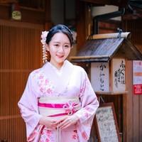 飛豬過年樂 : 日本京都 岡本和服租賃
