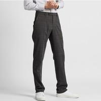 UNIQLO 优衣库 421568 男士弹力修身长裤