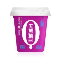 terun天潤新疆無蔗糖低溫酸牛奶400g*3盒