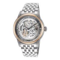 银联专享:ORIS 豪利时 Artelier 男士腕表