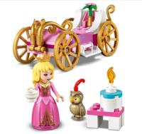 LEGO 樂高 迪士尼公主系列 43173 愛洛公主的皇家馬車