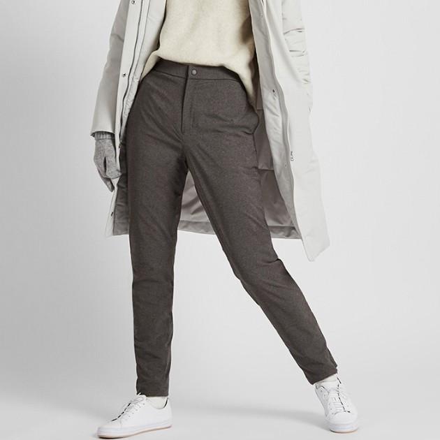 UNIQLO 优衣库 420360 HEATTECH 保暖长裤
