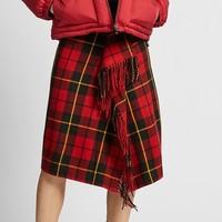 限小碼:UNIQLO 優衣庫 421593 女裝 流蘇裙