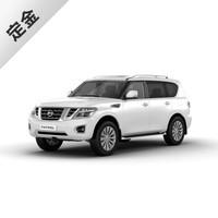 日產途樂Y62  2018款 汽車新車整車suv 平行進口車中東版 4.0L 白色
