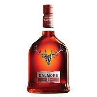 大摩 苏格兰单一麦芽纯麦威士忌 12年 700ml +凑单品