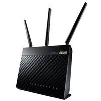 ASUS 华硕 RT-AC68U AC1900M 双频千兆 无线路由器