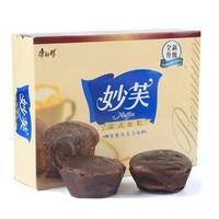 康师傅 妙芙 法式蛋糕 浓情巧g力味200g/盒 *11件