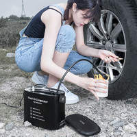70邁小米汽車充氣泵