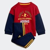 adidas 阿迪达斯 婴童训练套装