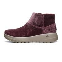 1日0点:SKECHERS 斯凯奇15509 女士丝绒保暖雪地靴