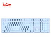 iKBC W210 2.4G无线 机械键盘 (Cherry红轴、PBT、108键)