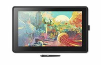 和冠(Wacom)新帝數位屏 Cintiq手繪屏 高清液晶繪圖板繪畫屏 DTK2260K1D