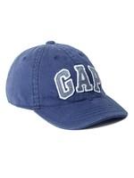 Gap 蓋璞 嬰兒 Logo徽標基本款純棉純色棒球帽