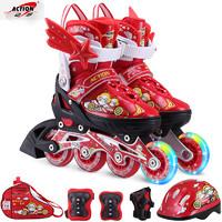 動感 PW-151V-153A 兒童閃光輪滑鞋