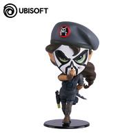 Ubisoft育碧《彩虹六號 系列三》 Q版公仔周邊手辦 送游戲內掛件