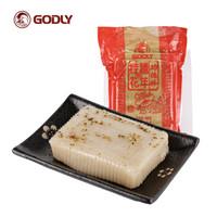 功德林 桂花糖年糕400g 中華老字號 傳統素食 年貨糯米年糕真空速食 上海特產