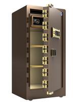大一保險柜家用辦公防盜入墻保管柜80cm1米1.2米床頭柜單門全鋼大型帶鎖帶抽屜多層正品智能指紋密碼保險箱