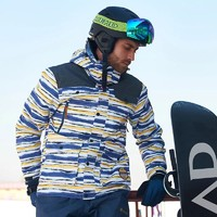 TOREAD 探路者 FTZT45169 男女款保暖滑雪服
