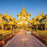 旅游尾單 : 0自費!廣州-緬甸曼德勒+蒲甘+敏貢5-6日跟團游