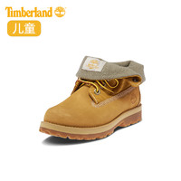 Timberland添柏岚 儿童休闲两穿翻靴|A2BCR/A2BD3