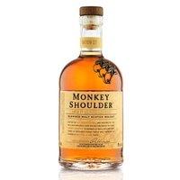 Monkey Shoulder 三只猴子 调和纯麦苏格兰威士忌 40度 700ml *2件