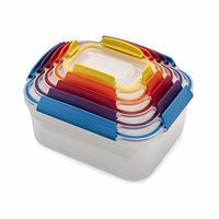 中亚Prime会员:Joseph Joseph 食品保鲜盒 5件套