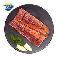 京东PLUS会员:三都港 蒲烧烤鳗鱼 180g段装