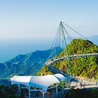 全國多地-馬來西亞蘭卡威6天5晚自由行(3+2雙酒店)