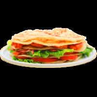 育滋手抓餅家庭裝面餅25片老上海蔥油餅早餐家用手撕餅類半成品