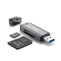 SSK 飚王 M390 多合一讀卡器 USB3.0+Type-C