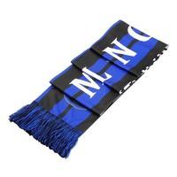 國際米蘭俱樂部Inter Milan男女春夏季官方百搭運動戶外精品印花圖案薄款圍巾