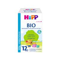 HiPP 喜寶 嬰兒配方奶粉 12+段 800g*3件