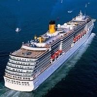 旅游尾單 :  歌詩達 大西洋號 上海-日本長崎-上海 5天4晚郵輪游