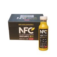 農夫山泉NFC橙汁芒果鮮榨飲料nfc果汁300ml*24果蔬汁 輕斷食包