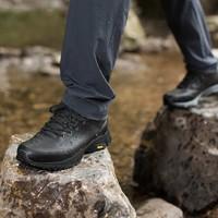 小米有品 天越全皮V底防水戶外鞋