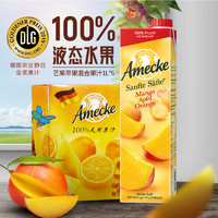 Amecke 愛美可 德國進口果汁芒果汁 1000ml