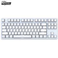 京东PLUS会员:ROYAL KLUDGE 987 白色背光机械键盘 (Cherry茶轴、白色)