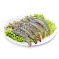 限地区:Seamix 禧美海产 厄瓜多尔白虾 1.8kg