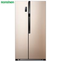 容聲 590升 對開門冰箱 一級能效 變頻 大容量 智能 無霜 大對開門冰箱 BCD-590WD11HPA