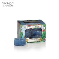 Yankee Candle 揚基 香薰蠟燭 花園甜豆 10g*12個裝 *2件